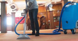 Nettoyage avant Eid
