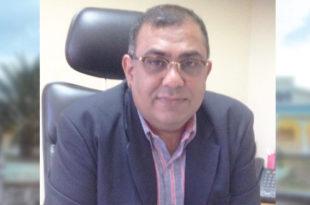 Le Prof Hussain Subratty, nouveau président de l'ICC