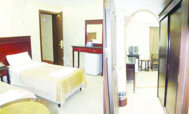 Talah Al Badr Ajyad Hotel