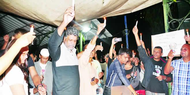 Salim Muthy gagne la première manche du combat