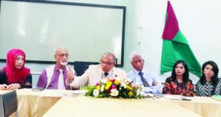 Les membres de l'Aligarh Muslim University (AMU) Alumni Association de Maurice