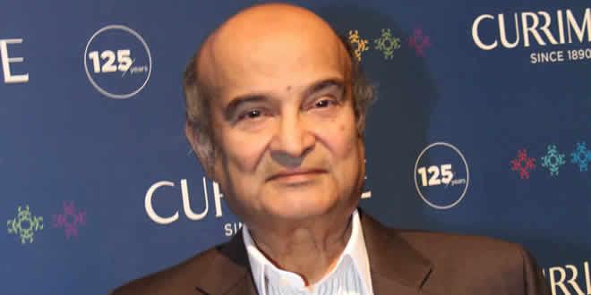 Bashir Currimjee