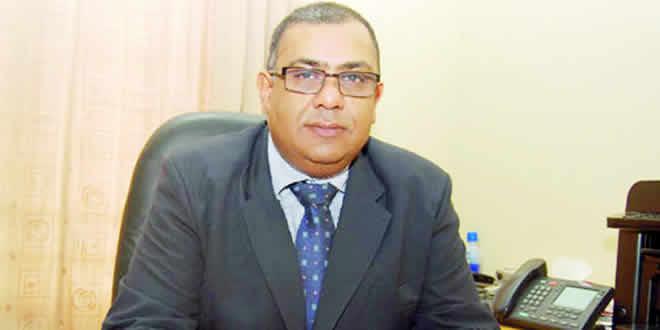 Le Prof Anwar Hussein Subratty