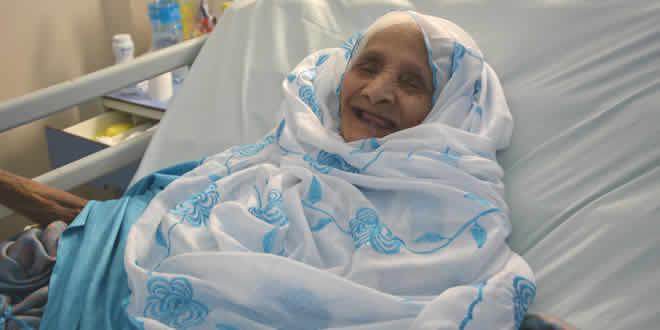 Bibi Fatma Maghooa