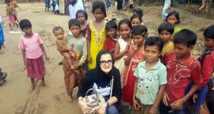 refugiés Rohingyas