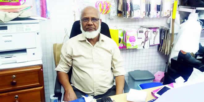 Mohamed Raffik Thupsee