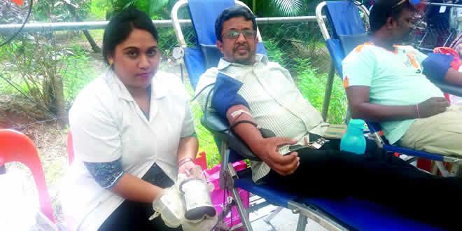 Mega Blood Donation