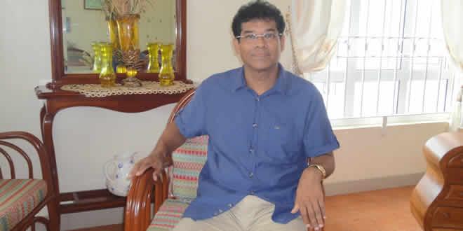 Ahmad Mohangee