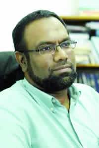 Dr. Khalil Elahee