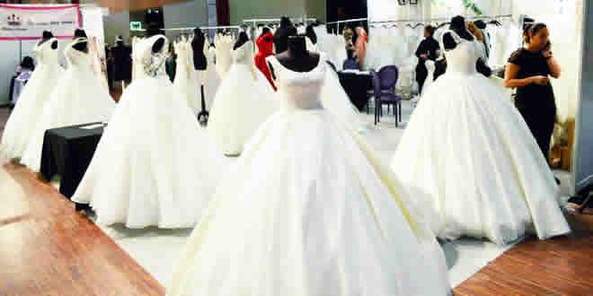 Salon du mariage à Paris
