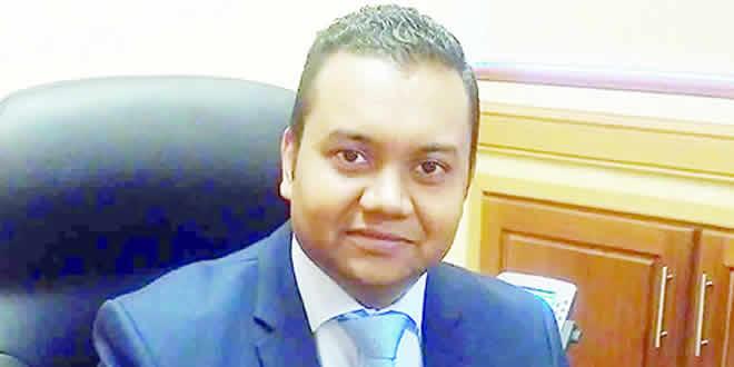Deepak Balgobin, le Chairman de la MHC