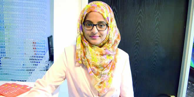 Hamna Bibi Khadijah Mungur
