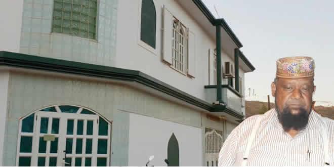 mosquée Jamaatul-Ul- Islam