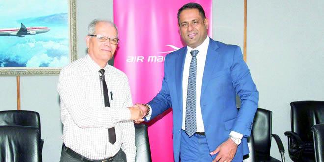 Air Mauritius/Rodrigues