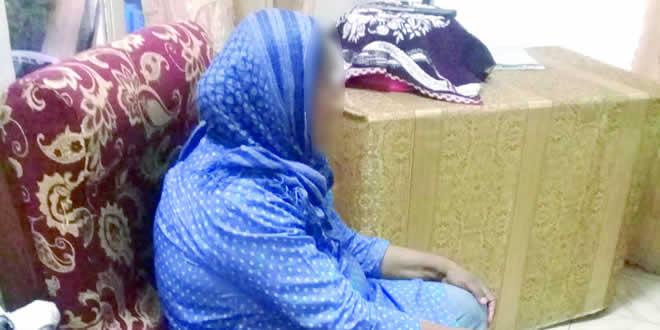 veuves musulmanes
