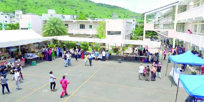 Collège Islamic de Vallée des Prêtres