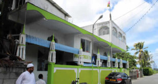 Masjid-E-Twaha, Caroline
