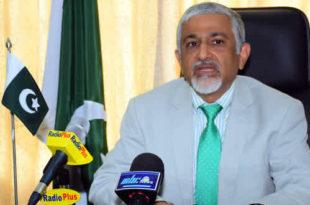 Dr Syed Rizwan Ahmed