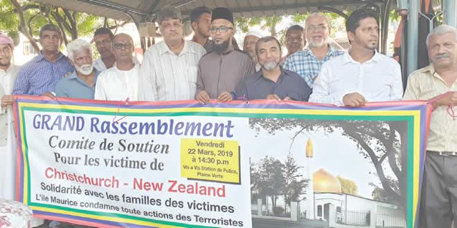 Attaques de mosquées en Nouvelle-Zélande