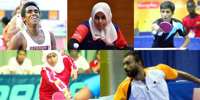 Sportifs musulmans