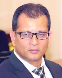 Dr Zouberr Joomaye