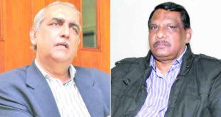 Rajiv Servansingh et Suttyhudeo Tengur
