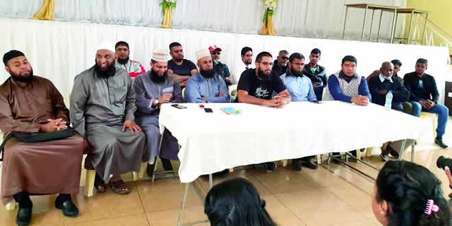 Comité de musulmans