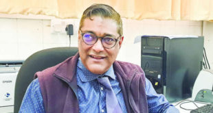 Dr Shyam PUrmessur