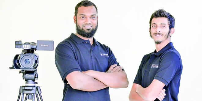 Nouroud-Din Lauloo et Farhaz Dulmeer