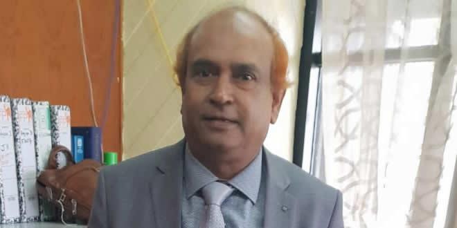 Mahamud Feroze Lallmahomed