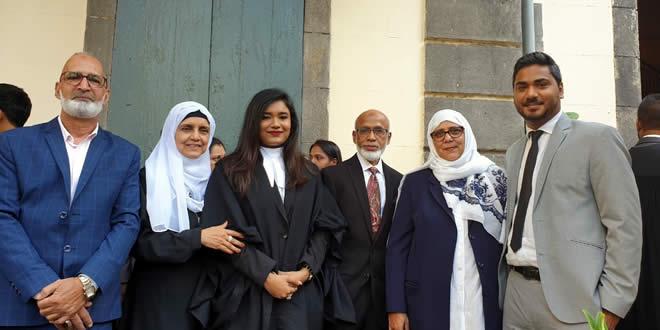 Shafaa Aisha Beedassy