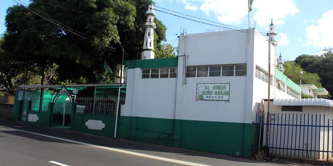 Al Ameen Sunni Masjid de Grande-Rivière-Nord-Ouest