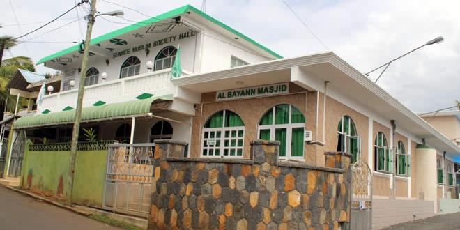 l'Al Bayann Masjid