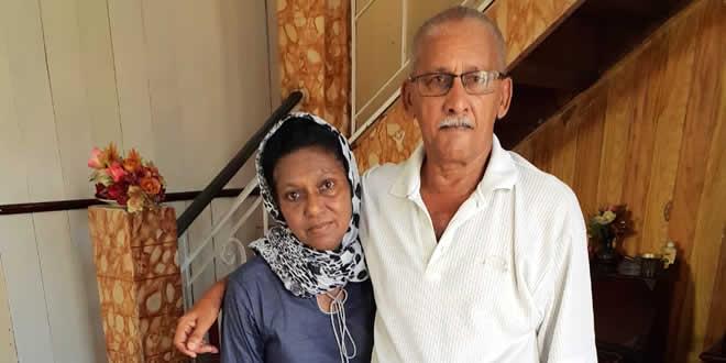 Basheer et Fazila Neeamuth
