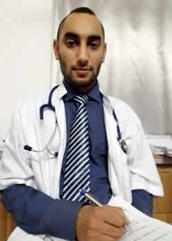 Dr Zayd Sahebally