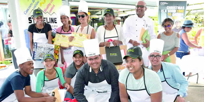 Healthy & Tasty Junior Cooking Competition 2018