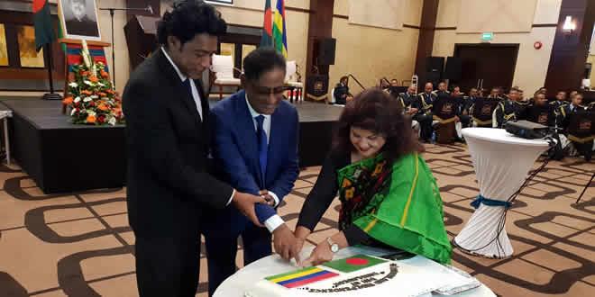48e anniversaire de l'Indépendance du Bangladesh