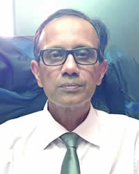 Dr Fazil Khodabaccus